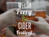 The Welsh Perry & Cider Festival